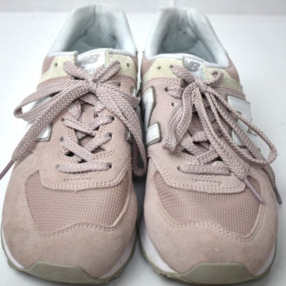30b2d388ed506 New Balance Shoes | Womens Sneakers Size 8 Faded Rose Pink | Poshmark